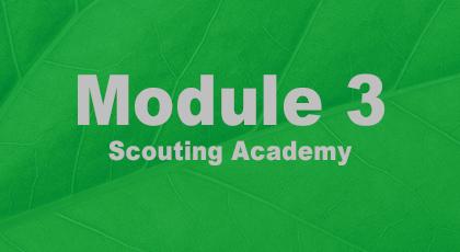 Module 3 - nog niet beschikbaar