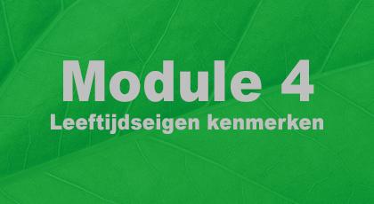 Module 4 - nog niet beschikbaar